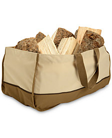 Jumbo Log Tote, Quick Ship