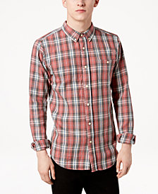 Ezekiel Men's Elmer Plaid Shirt