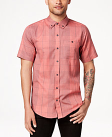 Ezekiel Men's Stan Plaid T-Shirt