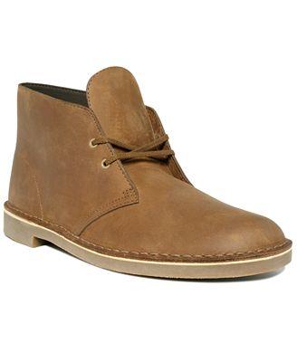 Clarks Men's Bushacre 2 Chukka Boot - All Men's Shoes - Men - Macy's