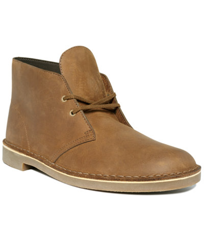 Clarks Men's Bushacre 2 Chukka Boot - All Men's Shoes - Men - Macy's