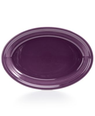 Mulberry Oval Platter