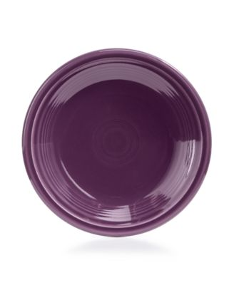 Mulberry Salad Plate