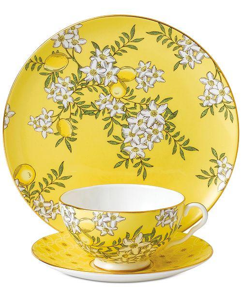 Wedgwood Tea Garden Lemon & Ginger 3-Pc. Set