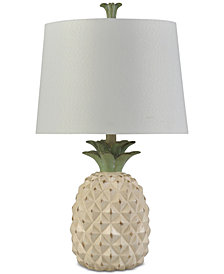 Stylecraft Dole Cream Table Lamp