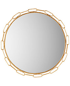 Madison Park Signature Chainlink Decor Mirror