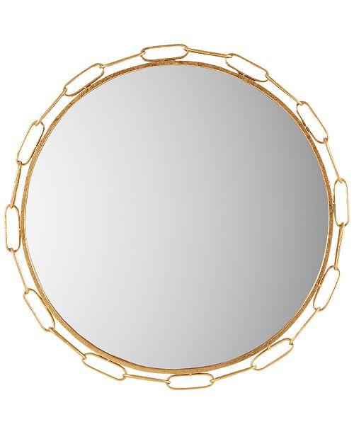 JLA Home Madison Park Signature Chainlink Decor Mirror
