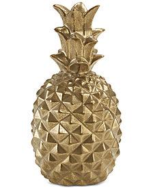 Madison Park Signature Pineapple Decor Small