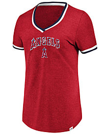 Majestic Women's Los Angeles Angels Driven by Results T-Shirt