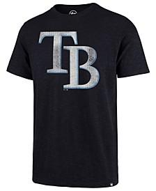 Men's Tampa Bay Rays Scrum Logo T-Shirt