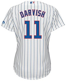 Women's Yu Darvish Chicago Cubs Cool Base Player Replica Jersey