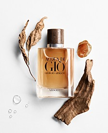 Men's Acqua di Giò Absolu Eau de Parfum Fragrance Collection