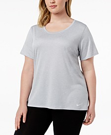 Plus Size Dry Legend Training T-Shirt