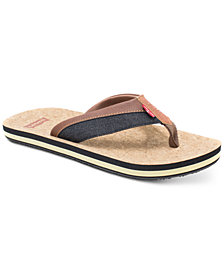 Levi's® Men's Vista Cork Flip Flops