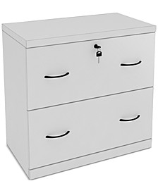 Waldyn 2-Drawer Lateral File Cabinet, Quick Ship