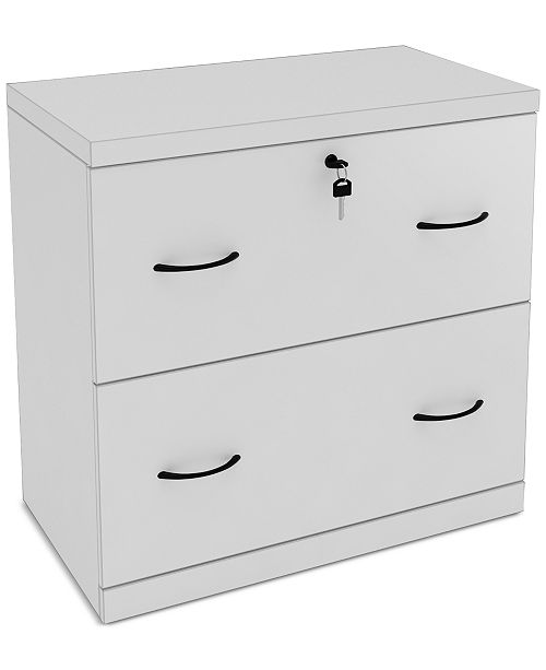 Furniture Waldyn 2-Drawer Lateral File Cabinet