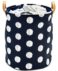 Coastal Collection Portable Laundry Bin