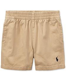 Ralph Lauren Baby Boys Twill Sport Shorts