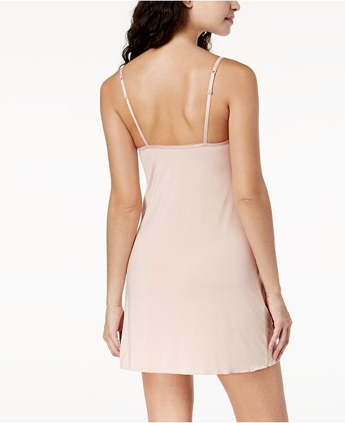 tempt'd 914257 Undisclosed b Lace Chemise Rose Sheer Smoke S1OdxqFwUx