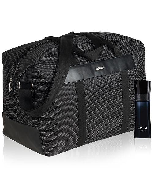 d3705550434b Giorgio Armani Men s 2-Pc. Armani Code Gift Set   Reviews - All ...