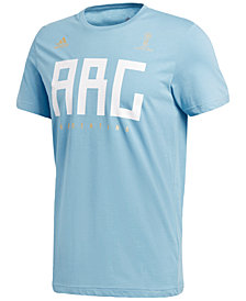 adidas Men's Argentina Graphic Soccer T-Shirt