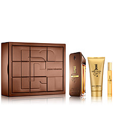 Paco Rabanne Men's 3-Pc. 1 Million Privé Gift Set