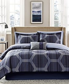 Madison Park Essentials Rincon 9-Pc. Comforter Sets