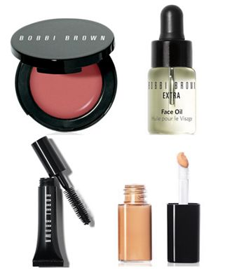Choose Your Deluxe Sample with any $50 Bobbi Brown Purchase