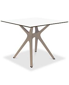 Vela Outdoor Side Table, Quick Ship