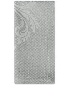 Waterford Celeste Set of 4 Silver Napkins