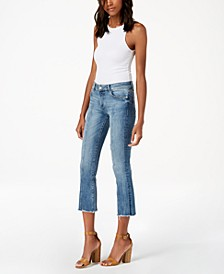 Lara Cropped Flared Jeans