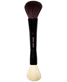 Bobbi Brown Dual-Ended Bronzer/Face Blender Brush