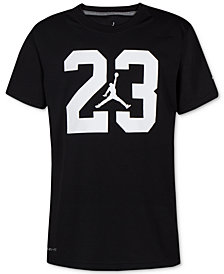 Jordan Big Boys 23-Print T-Shirt
