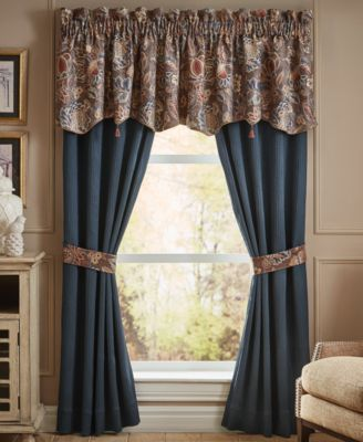 "Brenna Pole Top 82"" x 84"" Window Drapery"