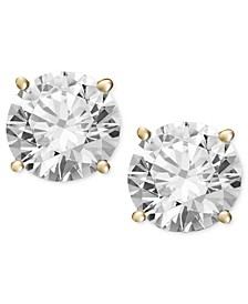Diamond Stud Earrings in 14k Gold (1-1/4 ct. t.w.)