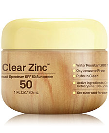 Sun Bum Clear Zinc, 1-oz.