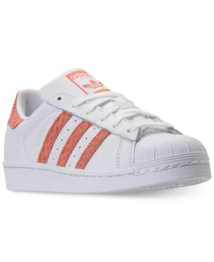 adidas Women's Superstar Casual Sneakers from Finish Line