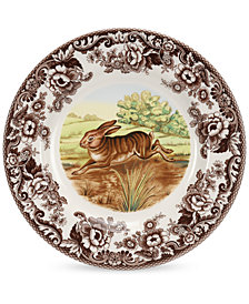 Spode Dinnerware, Woodland Rabbit Collection