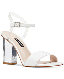 Nine West Fiesty City Sandals