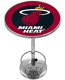 Miami Heat NBA Table, Quick Ship
