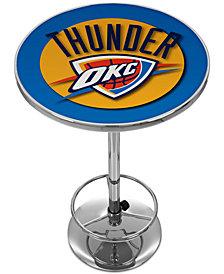 Oklahoma City Thunder NBA Table, Quick Ship