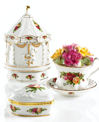 Royal Albert Old Country Roses Gifts Collection Fine