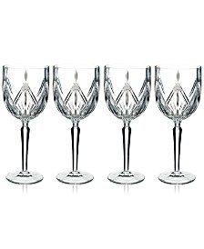 Marquis by Waterford Lacey Goblets, Set of 4