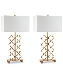 Safavieh Kegan Table Lamps, Set of 2