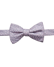 Ryan Seacrest Distinction™ Men's Elba Floral Pre-Tied Bow Tie, Created for Macy's