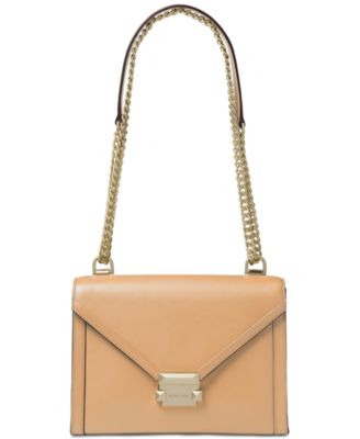 michael kors whitney shoulder bag handbags accessories macy s rh macys com