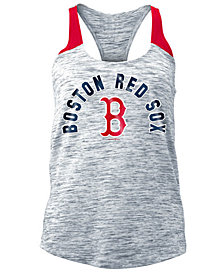 5th & Ocean Women's Boston Red Sox Space Dye Tank