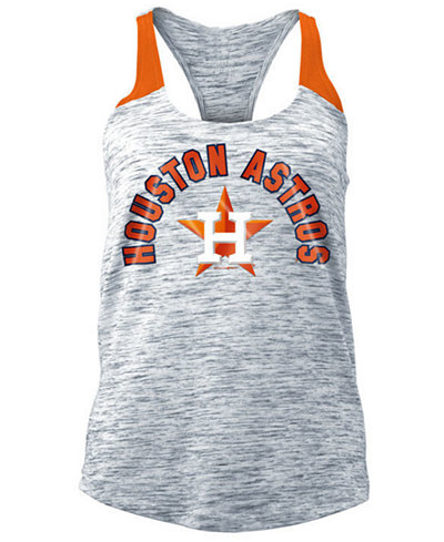 5th & Ocean Women's Houston Astros Space Dye Tank