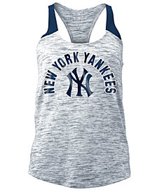 5th & Ocean Women's New York Yankees Space Dye Tank