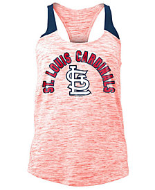 5th & Ocean Women's St. Louis Cardinals Space Dye Tank